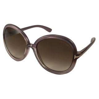 Tom Ford Women's TF0276 Candice Rectangular Sunglasses