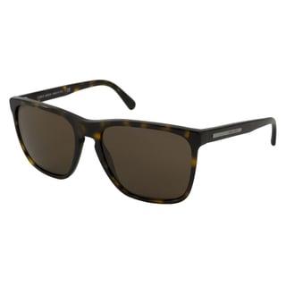 Giorgio Arman Men's AR8027 Rectangular Sunglasses