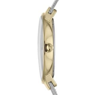 Skagen Women's SKW2076 Nicoline Quartz 3 Hand Stainless Steel Silver Watch