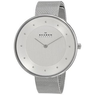 Skagen Women's SKW2140 Gitte Quartz 2-hand Stainless Steel Watch