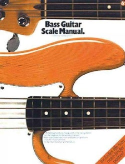 Bass Guitar Scale Manual (Paperback)