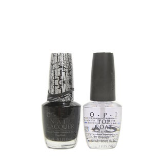 OPI Holiday Shatter 2-piece Nail Lacquer Set
