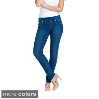 Bluberry Denim Women's Plus Size Slim Cut Jeans