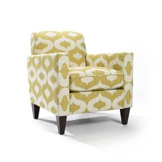 Rolly 'Sunflower' Fabric Arm Chair