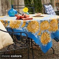 Couleur Nature Sunflower Square Tablecloth