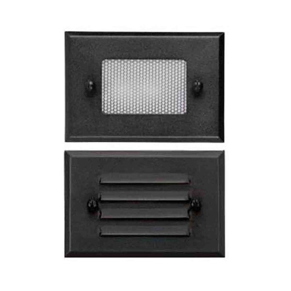 Malibu 7-watt Half Brick Deck Light