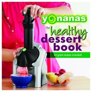 Yonanas Recipe Book Cooking Printed Book