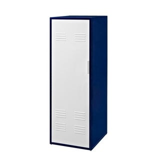 Powell Hoops Metal Basketball Bed Locker