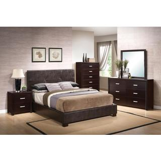 Andrew Button 4-piece Bedroom Set
