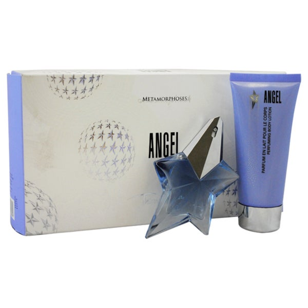 Thierry Mugler Angel Women's 4-piece Gift Set