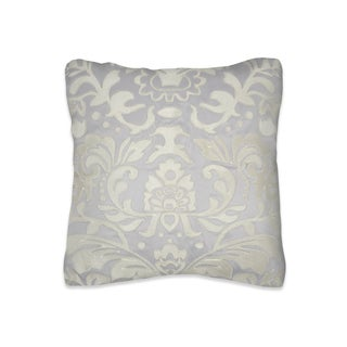 Modern Living Lourdes 16-inch Embroidery Decorative Throw Pillow