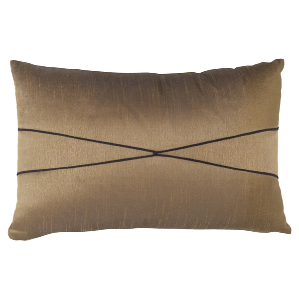 Decorative Pillows Trim : Modern Living Tivoli Loop Trim Decorative Throw Pillow - Overstock Shopping - Great Deals on ...