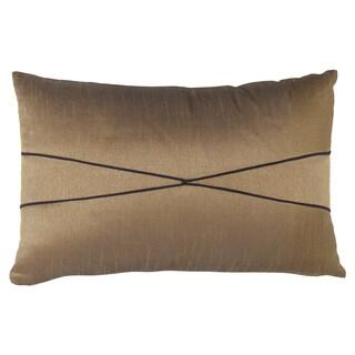 Modern Living Tivoli Loop Trim Decorative Throw Pillow
