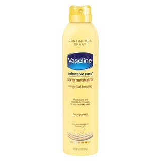 Vaseline Spray and Go Total Moisture Non-Greasy 6.5-ounce Moisturizer