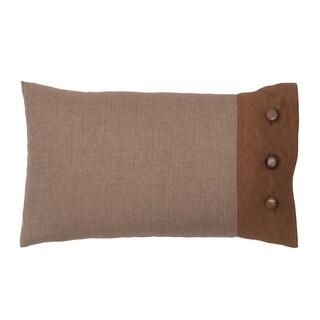 Modern Living Baxter Side Button Closure Pillow