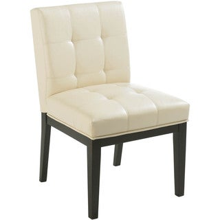 Sunpan Felicia Square Tufted Dining Chair (Set of 2)
