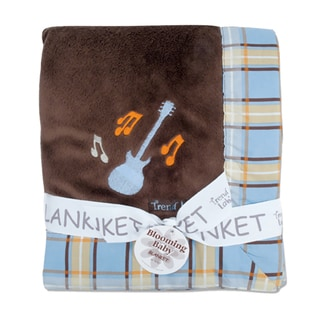 Trend Lab Rockstar Framed Receiving Blanket