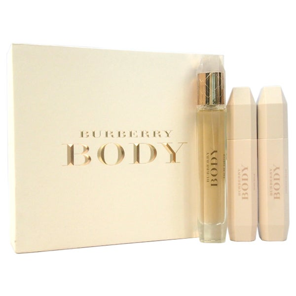 Burberry Body Women's 3-piece Gift Set