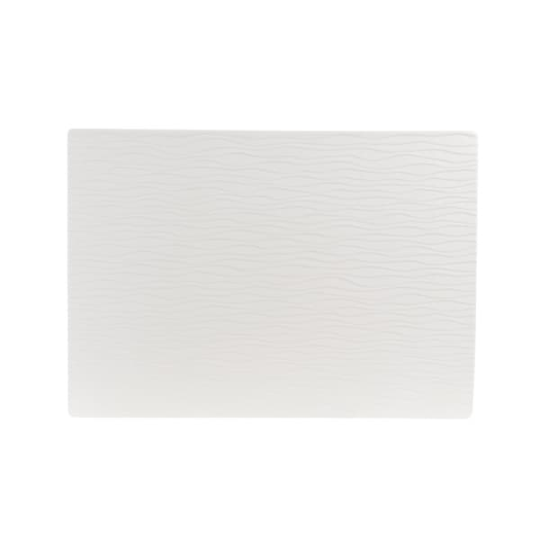Red Vanilla White River 17 x 12 Service Plate (Set of 2)