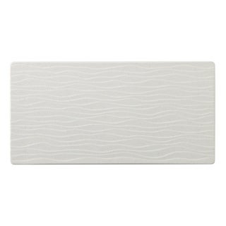 Red Vanilla White River 11.5 x 5.5 Service Plate (Set of 4)
