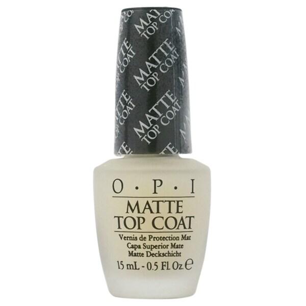 OPI Matte Top Coat NT T35 Nail Polish
