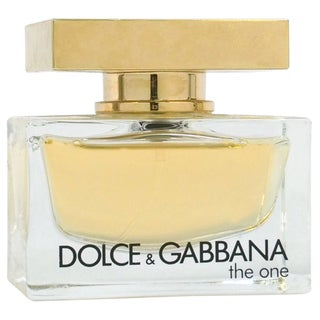 Dolce and Gabbana The One Women's 1.6-ounce Eau de Parfum Spray (Unboxed)