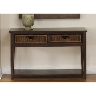 Liberty Basket Sofa Table