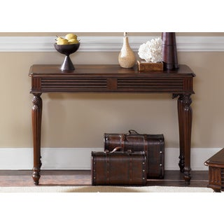 Liberty Cathedral Cherry Sofa Table
