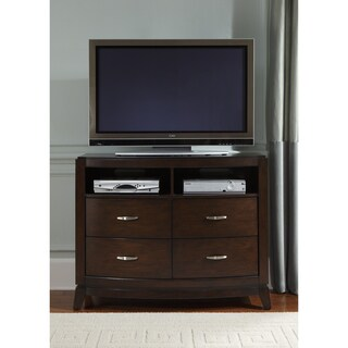 Liberty Avalon Dark Truffle Media Chest