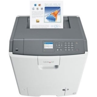 Lexmark C746N Laser Printer - Color - 2400 x 600 dpi Print - Plain Pa
