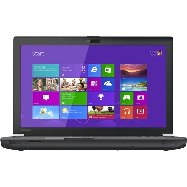 "Toshiba Tecra W50-A1510 15.6"" LED Notebook - Intel Core i7 i7-4810MQ"