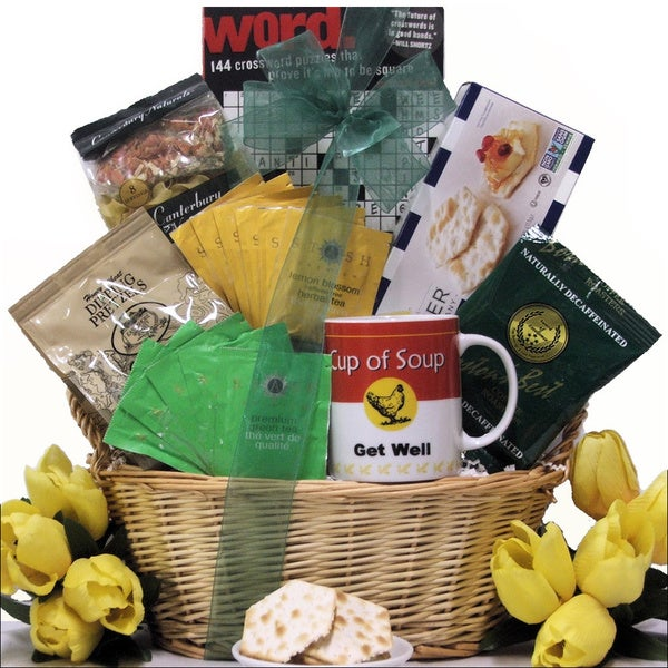 Cardiac Recovery Get Well Gift Basket
