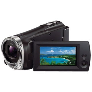 Sony HDR-CX330 Full HD Handycam Black Camcorder