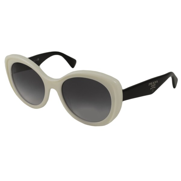 Prada Women's PR12PS Cat-Eye Sunglasses