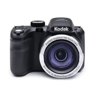 Kodak AZ361 16MP Black Digital Camera
