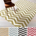 Meticulously Woven Paso Modern Geometric Area Rug (3'3