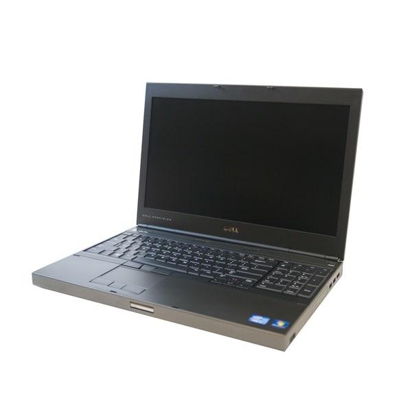 Dell Precision M4600 Intel Core i7 2.5GHz, 4GB RAM, 256GB SDD, DVDRW, Windows 7 Pro (64-bit) Refurbished Laptop