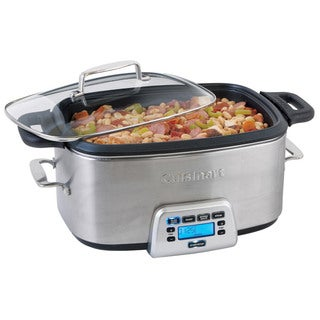 Cuisinart MSC-800FR Stainless Steel 7-quart Cook Central Multi-Cooker (Refurbished)