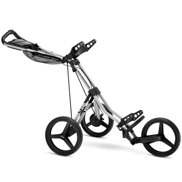 Sun Mountain 2014 V1 Sport Speed Cart Silver