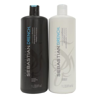 Sebastian Drench Moisturizing 33.8-ounce Shampoo and Conditioner