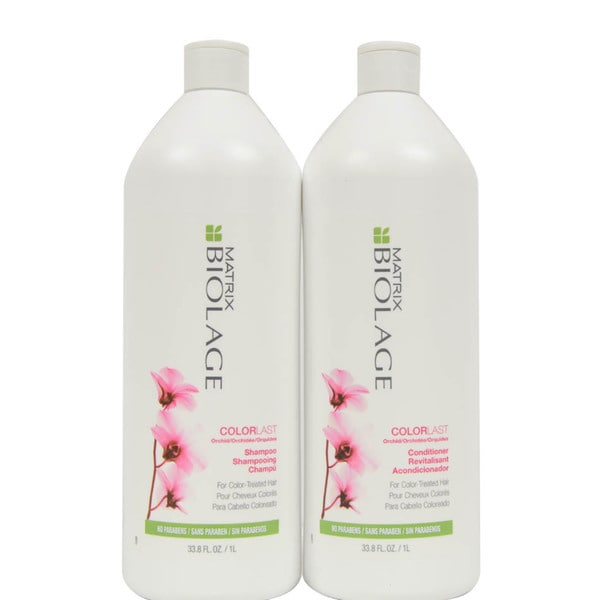 Matrix Biolage ColorLast 33.8-ounce Shampoo and Conditioner