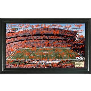 NFL Denver Broncos Signature Gridiron Collection