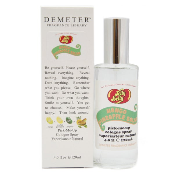Demeter Jelly Belly Mango Pineapple Salsa Women's 4-ounce Cologne Spray