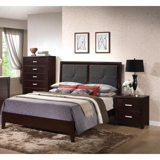 Andrew Panel 3-piece Bedroom Set
