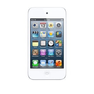 Apple iPod touch 32GB White MD058LLA (4th Generation) REFURBISHED