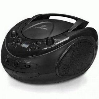 Memorex MP3221 CD Boombox with AM/FM Tuner (Refurbished)