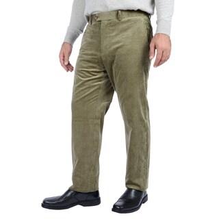 Scott James Men's Gert Wide Corduroy Trouser Pants