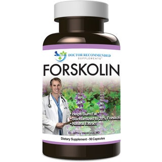 Forskolin Weight Loss Supplement (90 Capsules