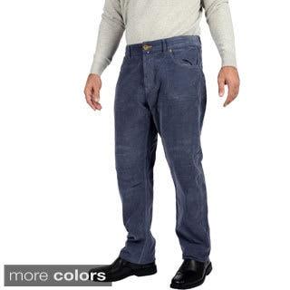Scott James Men's 'Glyn' Straight Leg Corduroy Pants