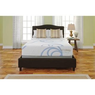 Sierra Sleep 12-inch King-size Gel Memory Foam Mattress